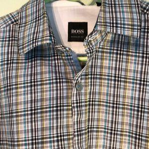 BOSS quality shirt Small